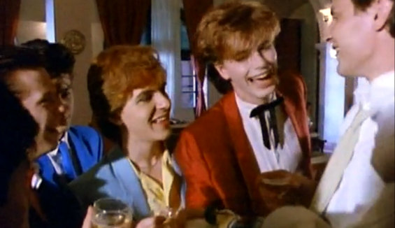 Duran Duran Hungry Like The Wolf Video